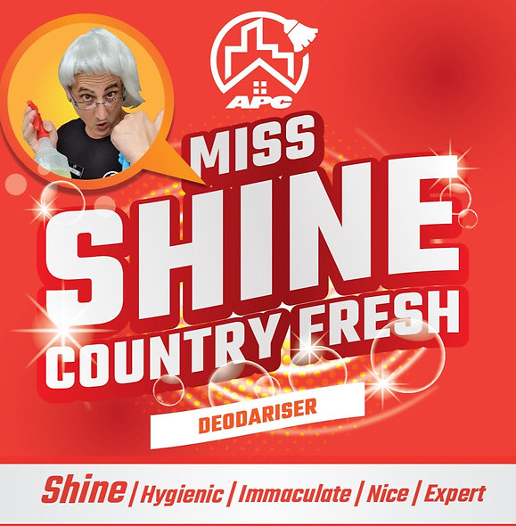 Miss Shine Country Fresh Deodariser