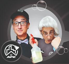 Mr. Expert & Janiss the cleaner.jpg