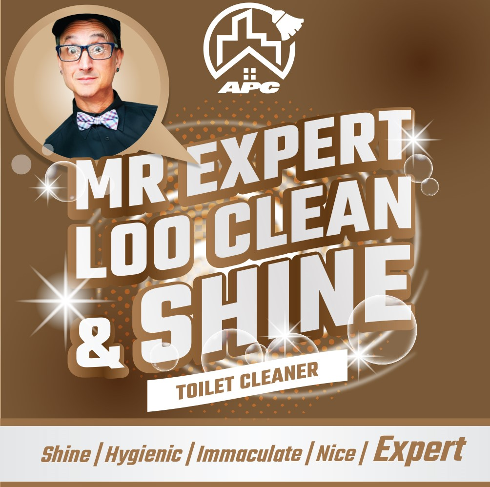 Mr Expert loo clean & shine
