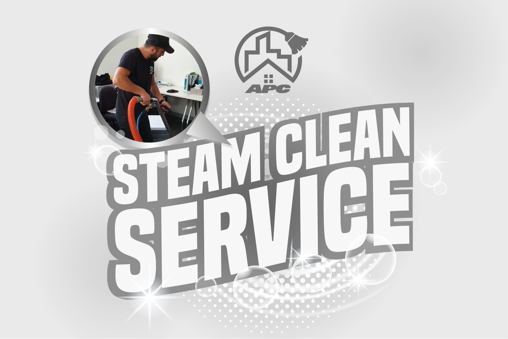 APC Steam Clean Service