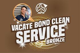 APC Vacate Bond Clean Service-Bronze pac