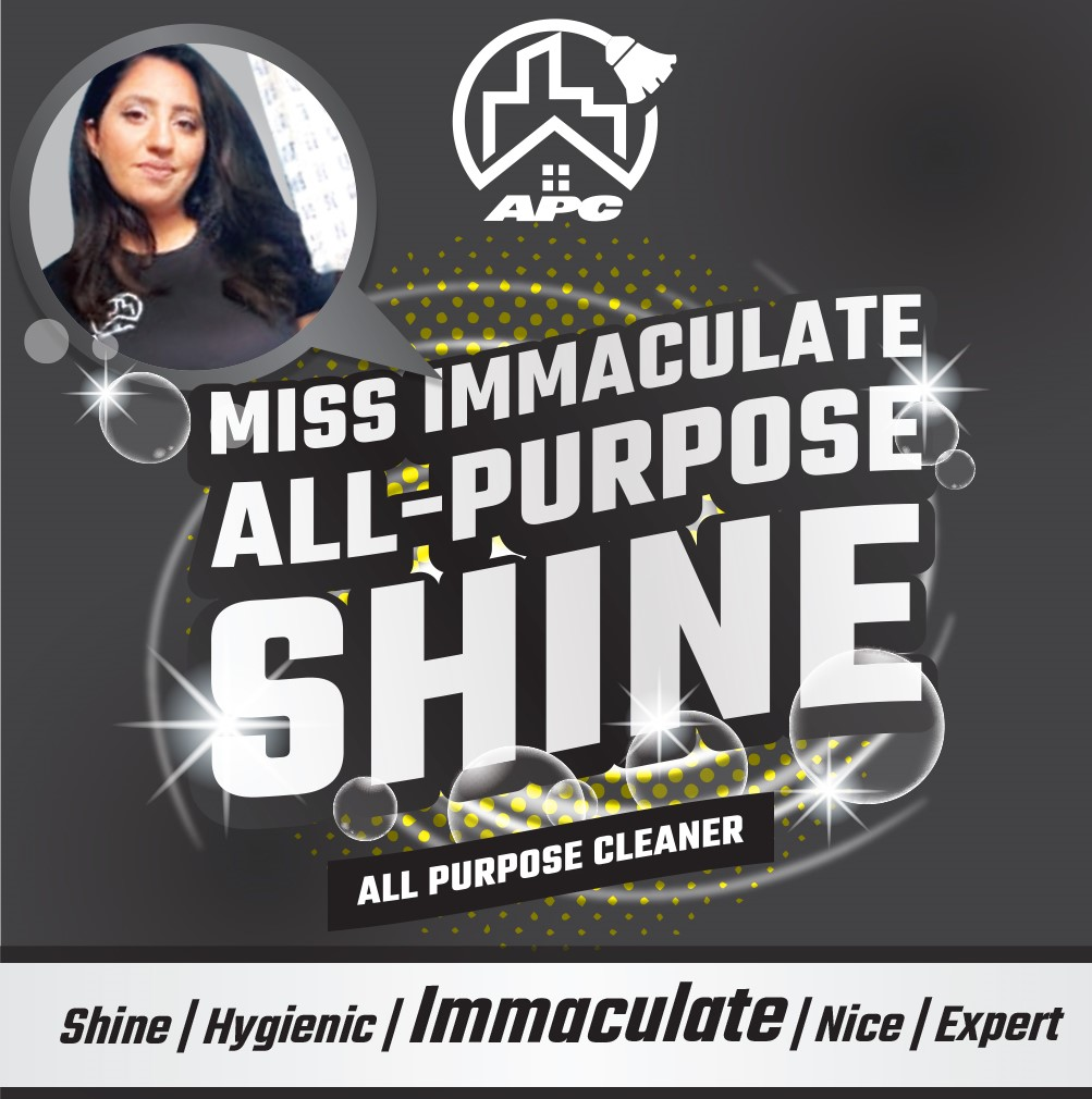 Miss Immaculate all-purpose shine