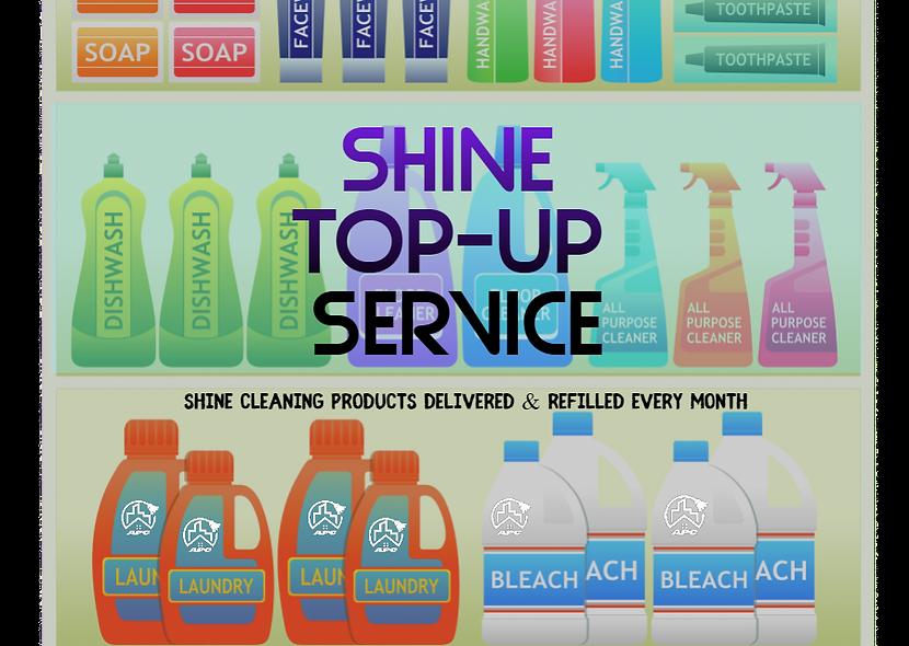 Shine Top-Up Service