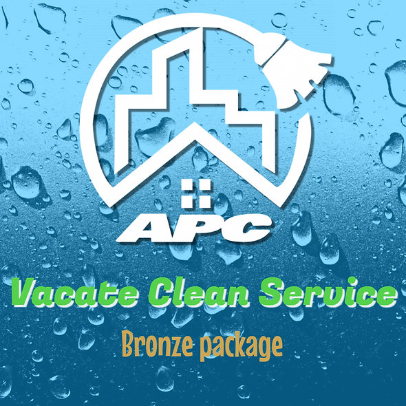 Vacate/Bond Clean Bronze Package