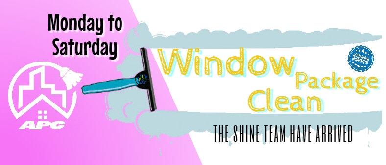 Window Clean Package