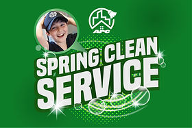 APC Shine Cleaning Services Spring Clean