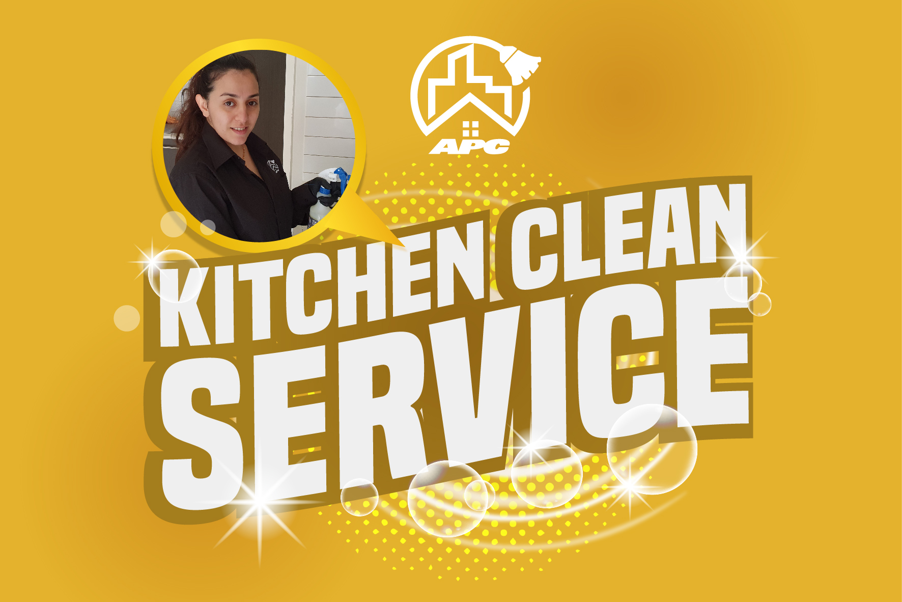 APC Shine Kitchen Cleaning Service - Kitchen Cle