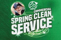 Commercial spring