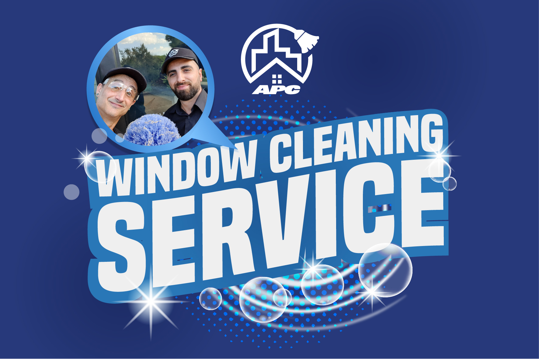 APC Window Cleaning Service