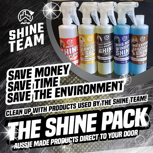 The SHINE Pack