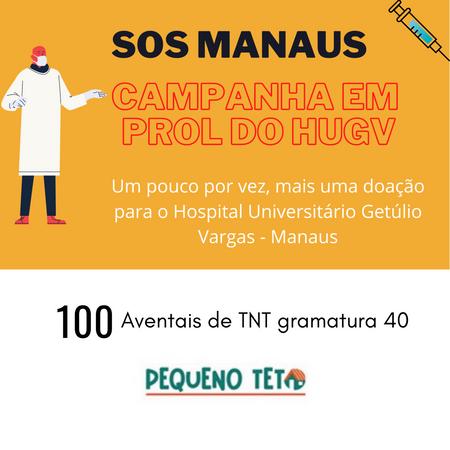 Sos Manaus Pequeno Teto