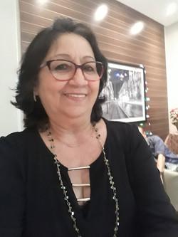 Voluntária Ivonete Sousa