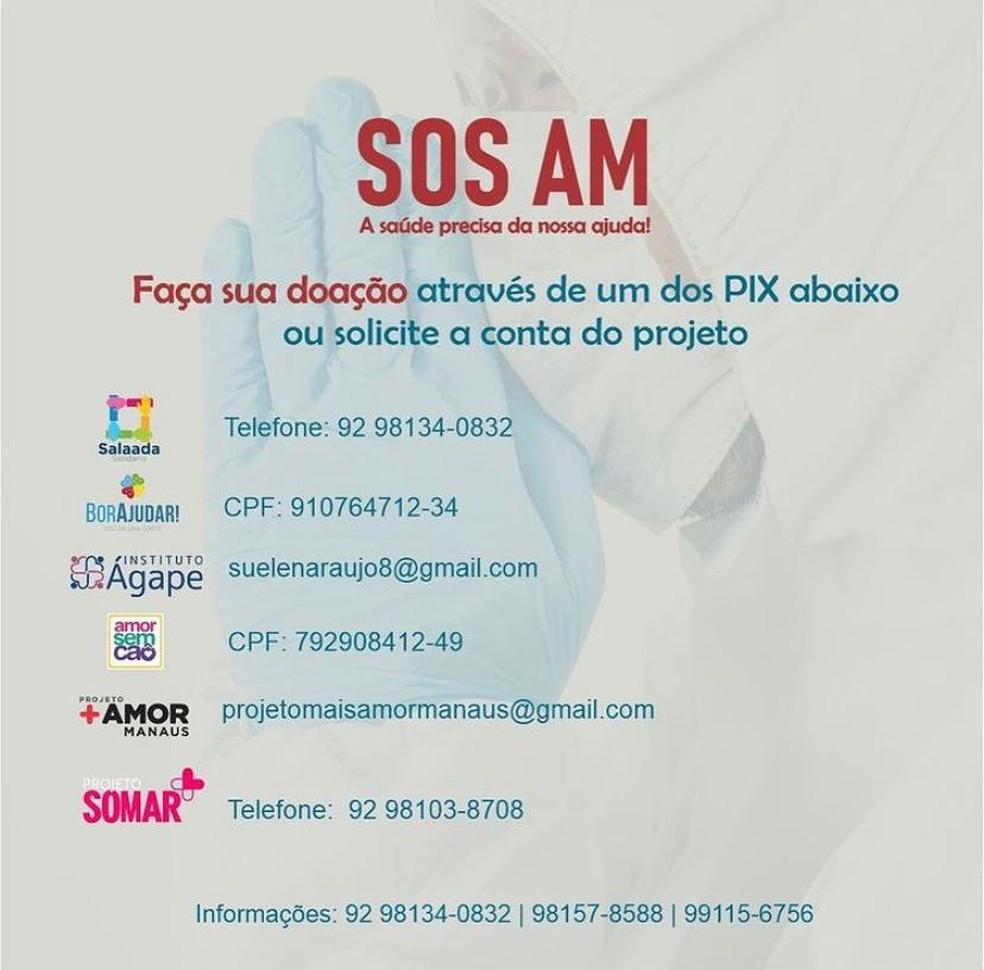 Ajuda Manaus