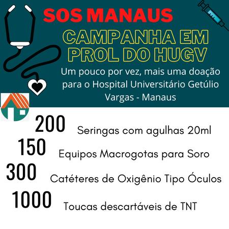 Sos Manaus Pequeno Teto 2