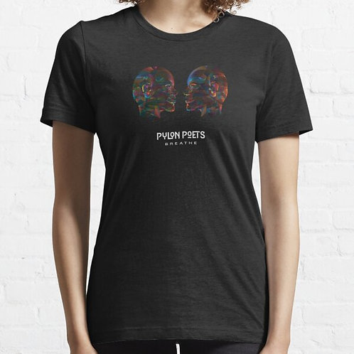 Unisex Printed Breathe Artwork T-Shirt
