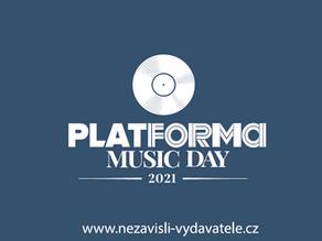 Představujeme program konference PLATFORMA Music Day 2021 a důležité informace pro vstup!