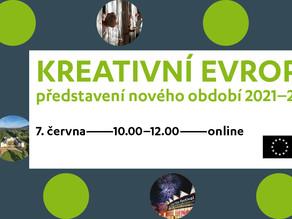 Kreativní Evropa představí nové období 2021-2027