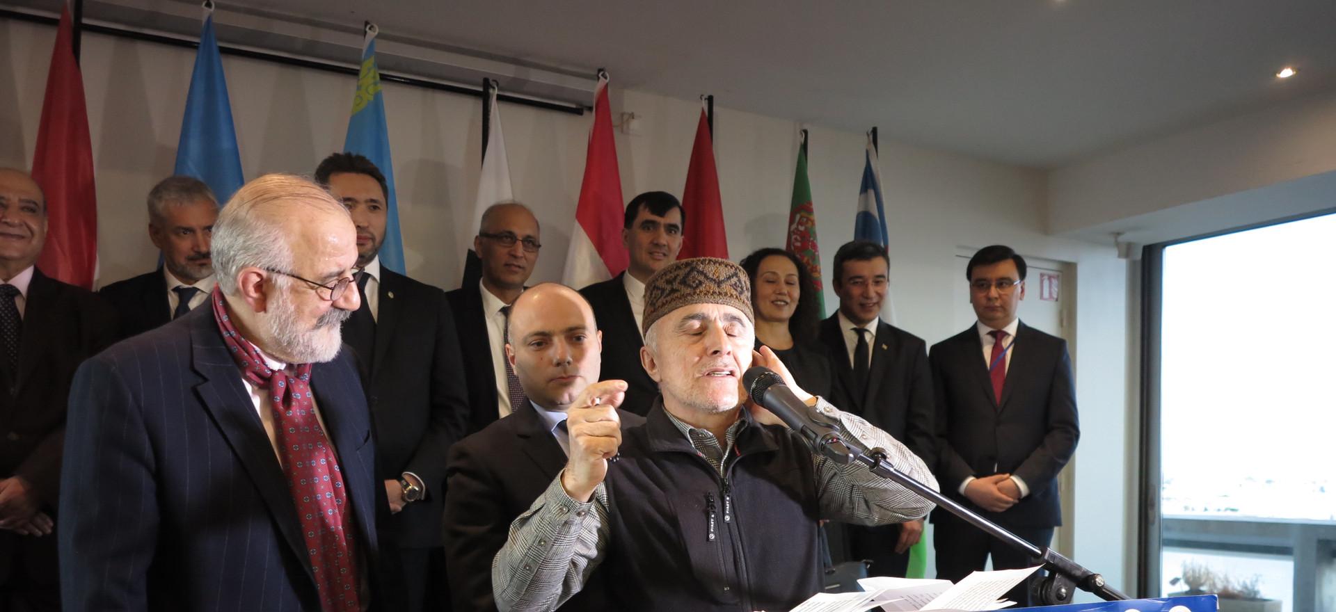 NEWROUZ Ceremony at UNESCO