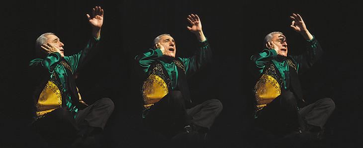 مردی با صدای جادویی درباره ی زندگی و آثار عالیم قاسیماف خوانندهی آذربایجانی/ محمود توسلیان
