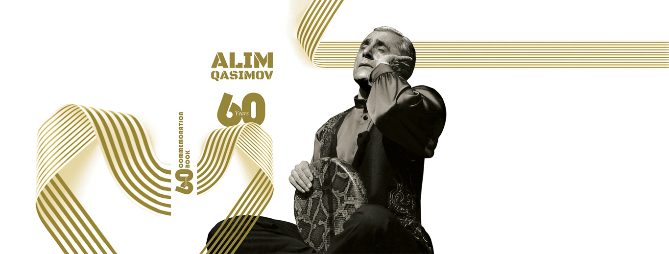 Alim Qasimov - 60 Years - Book