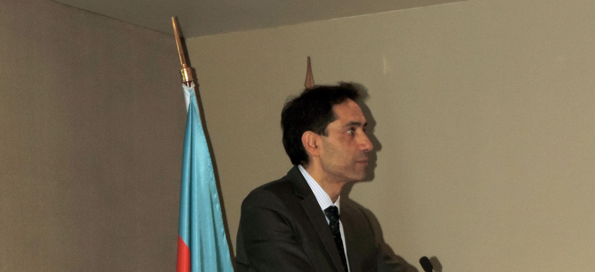 Mr. Rahman Mustafayev (Azerbaijan Ambassador in France)