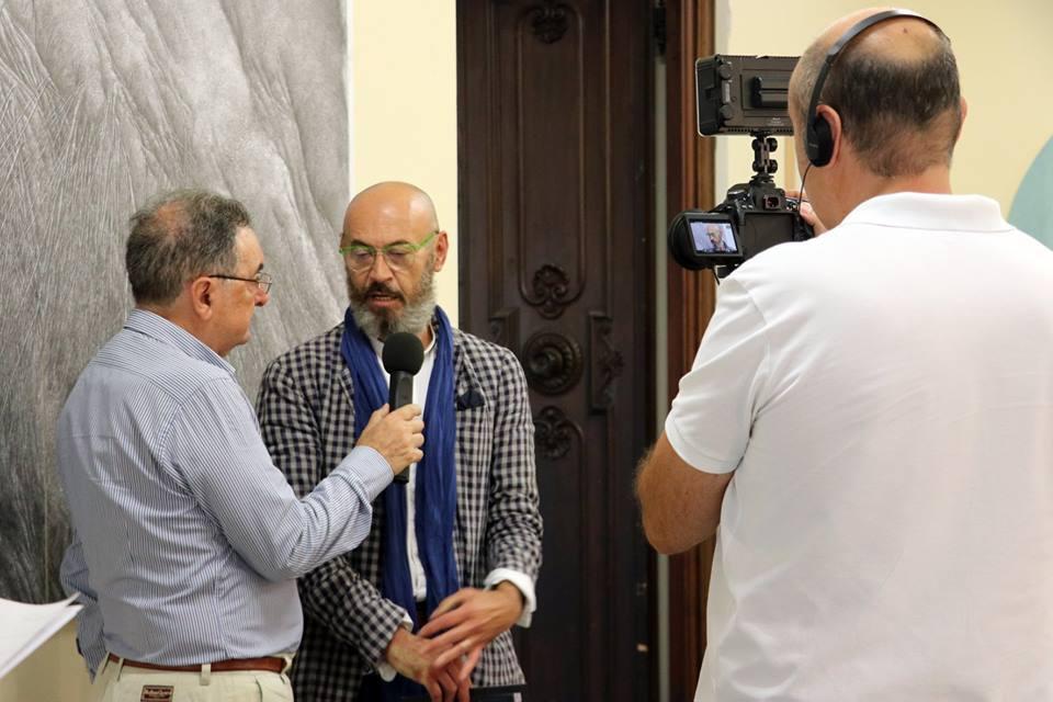 Massimo Innocenti (Art Curator and Art Critic)