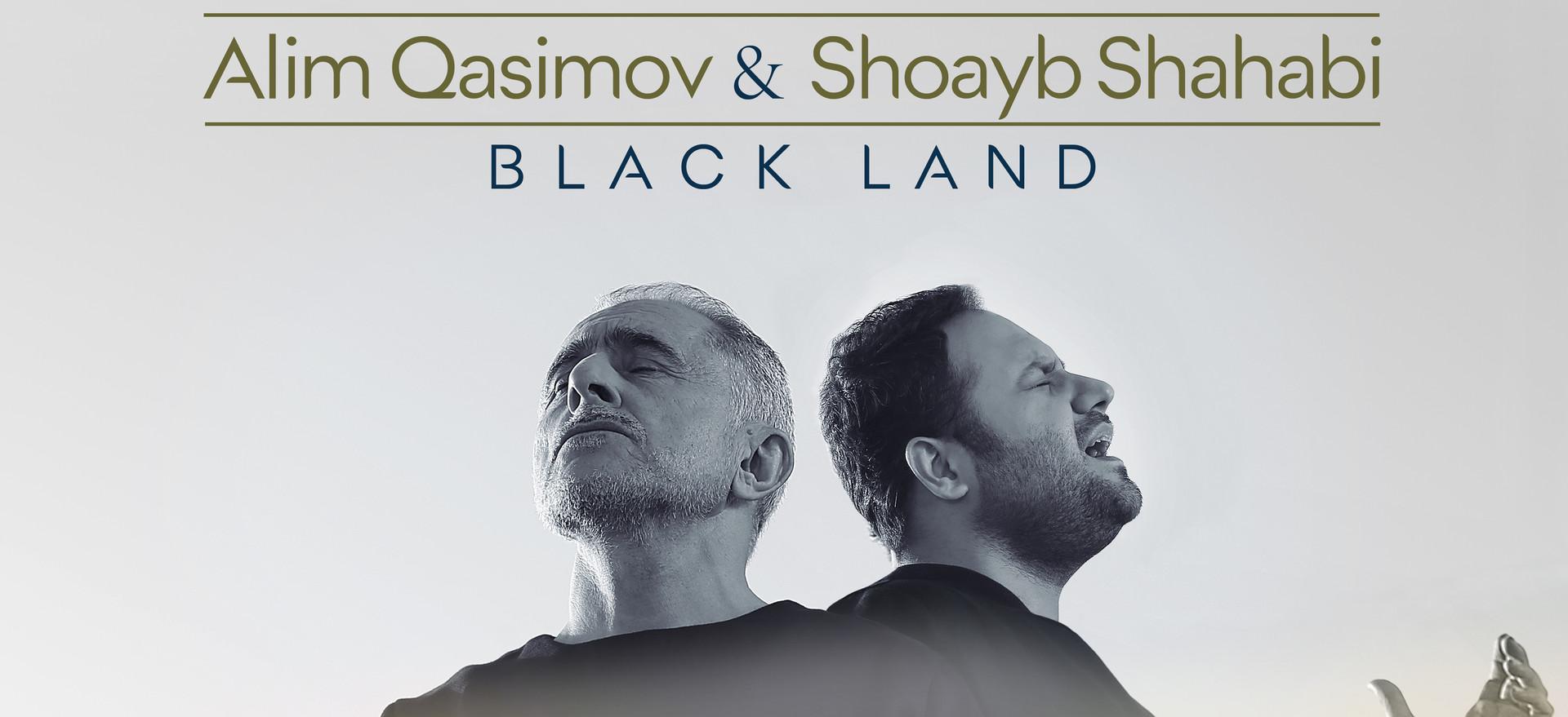 BLACK LAND MUSIC DVD - 2017- 2019 IRAN-AZERBAIJAN-FRANCE- TURKEY & CANADA