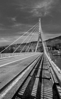 Le pont (neuf) de Seyssel