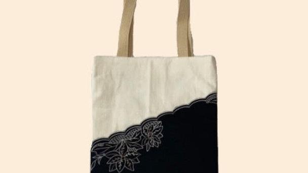 Flower tattoos bag