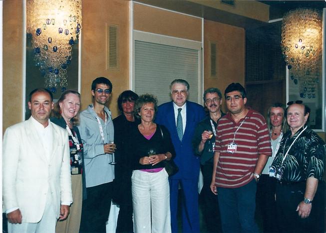 Selection Commette of Venice Film Festival, 2003