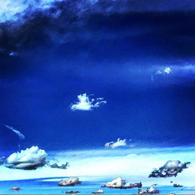 cloud's race (skyscaping)