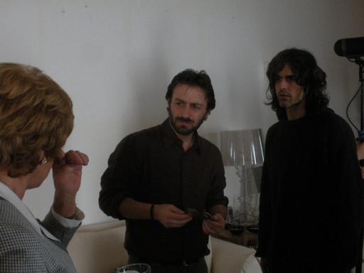 Mario Amura, february 2009