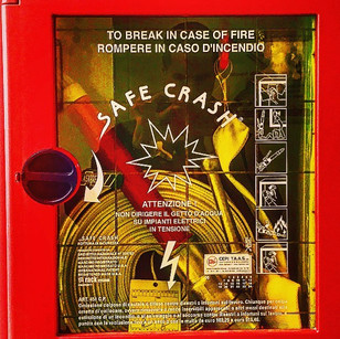"""the readymade poetry of object-trouvés_ a sweet dada oxymoron (the """"safe crash"""")"""