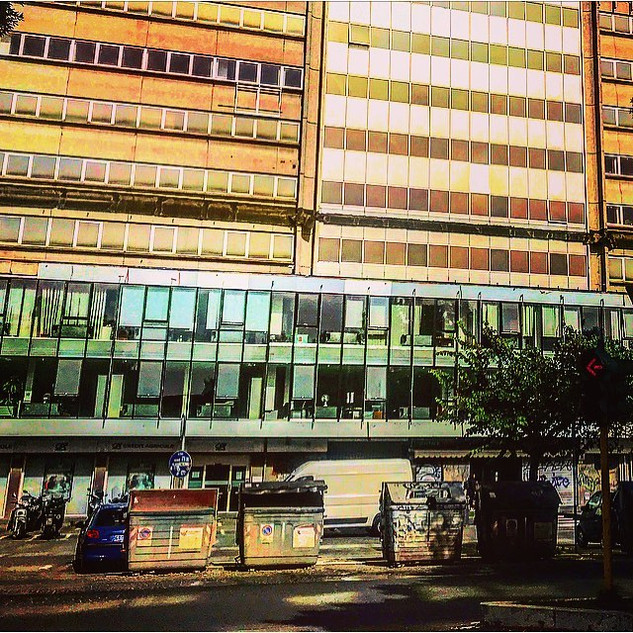 more songs about buildings and food (vol.37)_ flat flat façade (offices)
