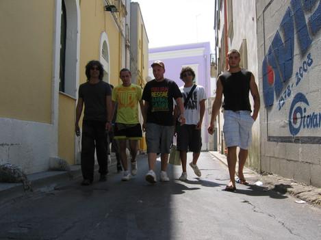 """""""Pugni in faccia"""" Music Video: in the streets of San Pietro Vernotico"""