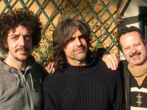 Max Gazzè & Rocco Papaleo, march 2009