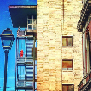 more songs about buildings and food (vol.78)_ fire-escape ecstasy (a height)