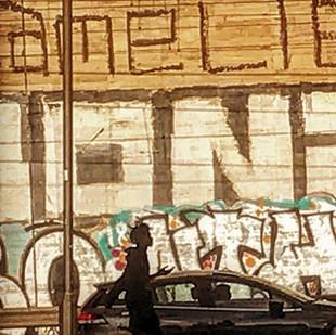 natty dread revival (a urbanstyle sketch dedication to Jean-Michel Basquiat)