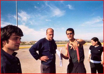 Movimenti: establishing the long shot with Claudio and DOP Vittorio Omodei Zorini