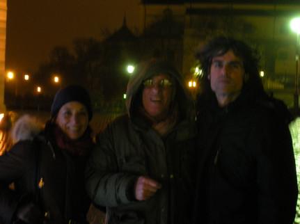 Ninetto e Patrizia Davoli, 2009