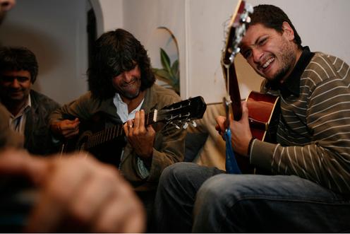 Claudio Giovannesi & Alberto Crespi, october 2008