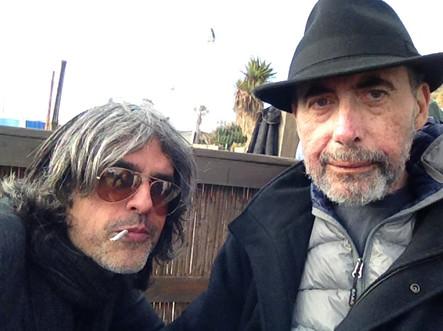 Claudio Caligari, March 2015