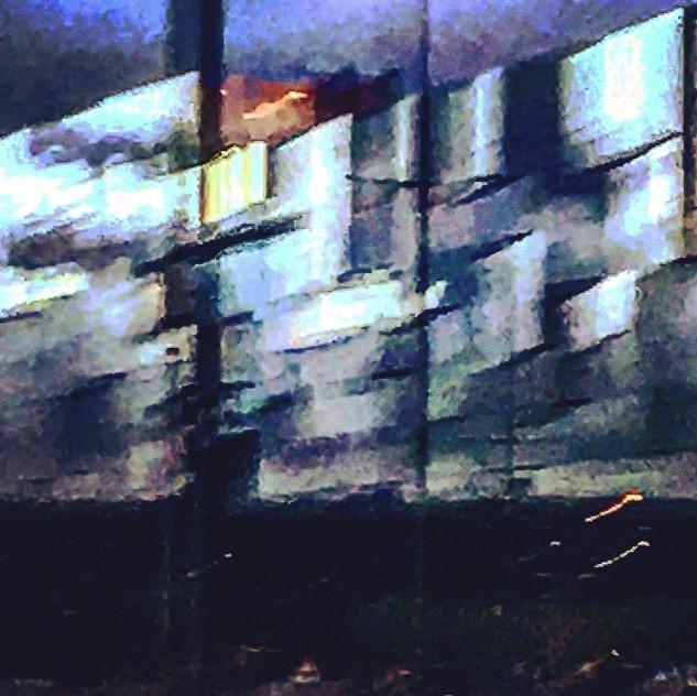 urban horizon vol.2_ the big glass palace like a full sail ship (constructivist impression)