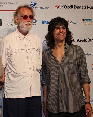 Godfrey Reggio, july 2008