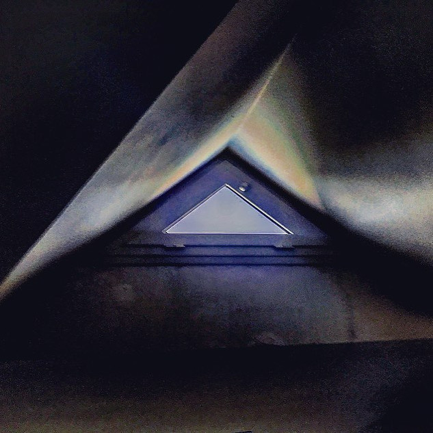 The trinity in the attic (an unexpected morning vision) dreamy places vol.10