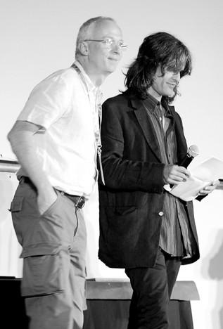 Riccardo Noury, june 2010