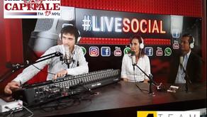 13Feb 2020 - Intervista LIVE SOCIAL