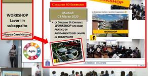 03Mar 2020 - Workshop