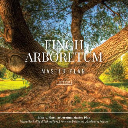 Finch Arboretum Master Plan