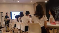 ミスユニバース香川大会ファイナリスト向けの文化講座